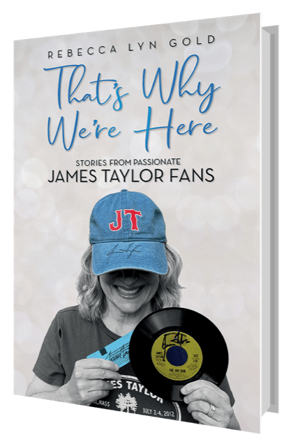 That's Why We're Here book